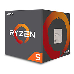 AMD Ryzen 5 2600 Wraith Stealth Edition (3,4 GHz)