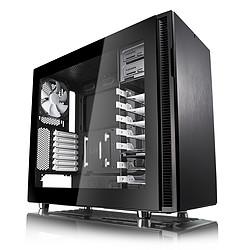 Fractal Design Define R5 Black + panneau latéral verre trempé
