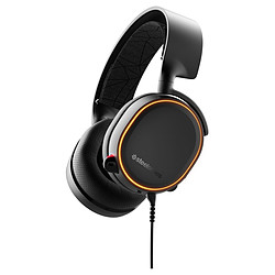 SteelSeries Arctis 5 (2019 Edition) - Noir