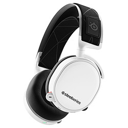 SteelSeries Arctis 7 (2019 Edition) - Blanc