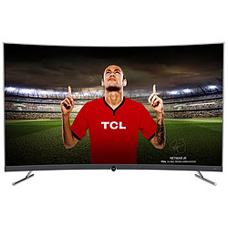 TCL 55DP676 TV LED UHD Curve 139 cm