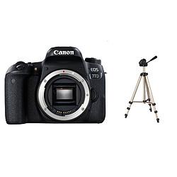 Canon EOS 77D + Trépied Hama