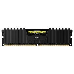 Corsair Vengeance LPX Black - 1 x 8 Go (8 Go) - DDR4 3200 MHz - CL16 - Ryzen Edition