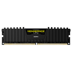Corsair Vengeance LPX Black - 1 x 16 Go (16 Go) - DDR4 3200 MHz - CL16 - Ryzen Edition