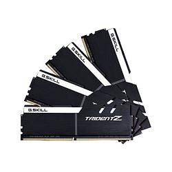 G.Skill Trident Z Black / White DDR4 4 x 8 Go 3866 MHz CL18