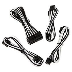 BitFenix Alchemy - Extension Cable Kit - noir et blanc