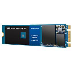 Western Digital WD Blue SN500 PCIe NVMe M.2 - 500 Go