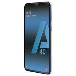 Samsung Galaxy A40 (blanc) - 64 Go - 4 Go
