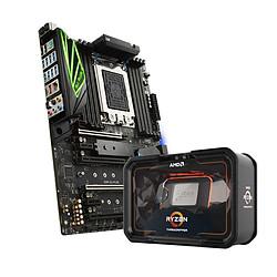 AMD Threadripper 2990WX + MSI X399 SLI PLUS