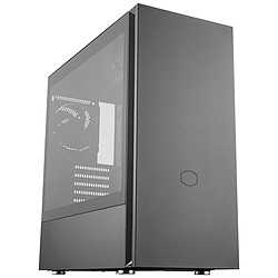 Cooler Master Silencio S400 - Tremped Glass