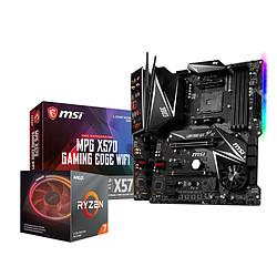 Ryzen 7 3700X + MSI X570 Gaming EDGE AC