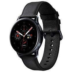 Samsung Galaxy Watch 2 (Noir Diamant) - GPS - 40 mm