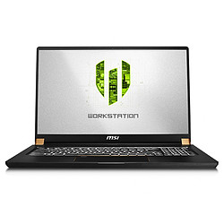 MSI WS75 9TK-1251FR Workstation