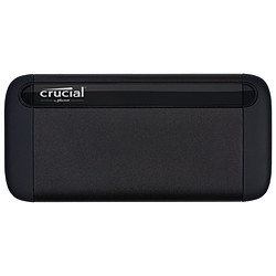 Crucial X8 Portable SSD 2 To