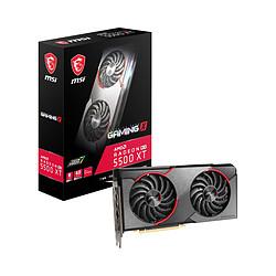 MSI Radeon RX 5500 XT Gaming X