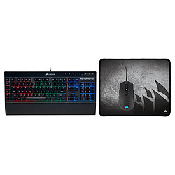 Pack clavier-souris Gaming