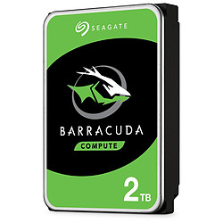 Seagate BarraCuda - 2 To - 256 Mo