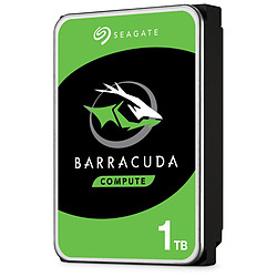 Seagate BarraCuda - 1 To - 64 Mo