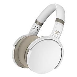Sennheiser HD 450BT Blanc - Casque sans fil