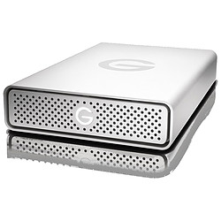 G-Technology G-Drive Argent - 4 To