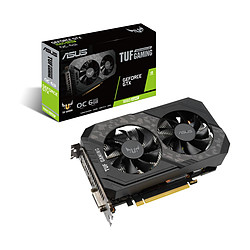 Asus TUF GeForce GTX 1660 SUPER OC