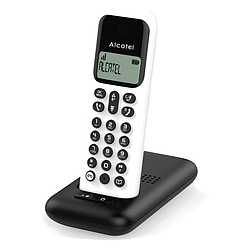 Alcatel D285 Voice Blanc