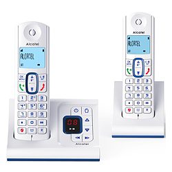 Alcatel F630 Voice Duo Bleu