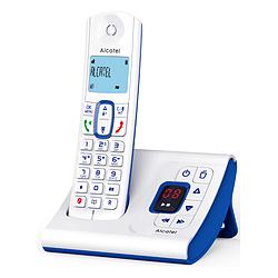 Alcatel F630 Voice Bleu