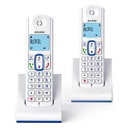 Alcatel F630 Duo Bleu