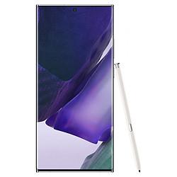 Samsung Galaxy Note 20 Ultra 5G (Blanc) - 12 Go - 512 Go