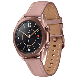 Samsung Galaxy Watch 3 (Mystic Bronze) - GPS - 41 mm