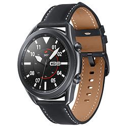 Samsung Galaxy Watch 3 (Mystic Black) - GPS - 45 mm