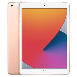Apple iPad Wi-Fi + Cellular 10.2 - 128 Go - Or (8 ème génération)