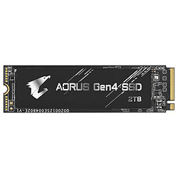 Aorus M.2 Gen 4 Black - 2 To