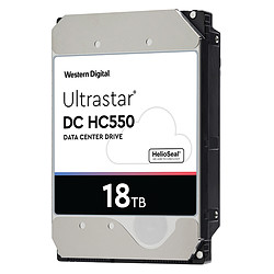 Western Digital WD Ultrastar DC HC550 - 18 To - 512 Mo