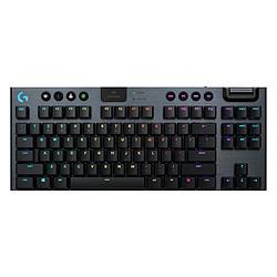 Logitech G915 TKL Lightspeed - GL Tactile - Carbone
