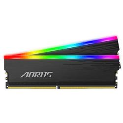 Gigabyte Aorus RGB Dark Grey - 2 x 8 Go (16 Go) - DDR4 4400 MHz - CL19