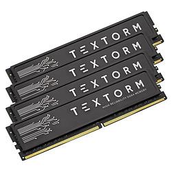 Textorm - 4 x 16 Go (64 Go) - DDR4 3200 MHz - CL16