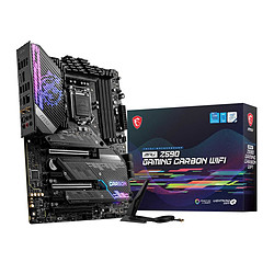MSI Z590 GAMING CARBON WIFI