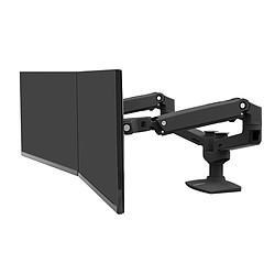 Ergotron Bras double écrans juxtaposés LX 45-245-224