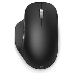 Microsoft Bluetooth Ergonomic Mouse for business - Noir Mat