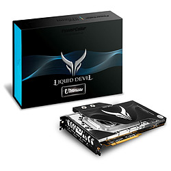 PowerColor Radeon 6900 XT Liquid Devil Ultimate