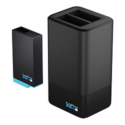 GoPro Chargeur Double + Batterie (MAX)