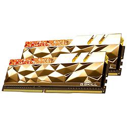 G.Skill Trident Z Royal Elite Gold RGB - 2 x 16 Go (32 Go) - DDR4 4000 MHz - CL14