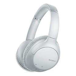 Sony WH-CH710N Blanc - Casque sans fil