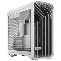 Fractal Design Torrent Black TG Clear - Blanc