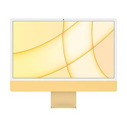 "Apple iMac (2021) 24"" 256 Go Jaune (Z12S-8GB/256GB)"