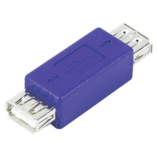 USB Adaptateur USB 2.0 type A femelle / A femelle