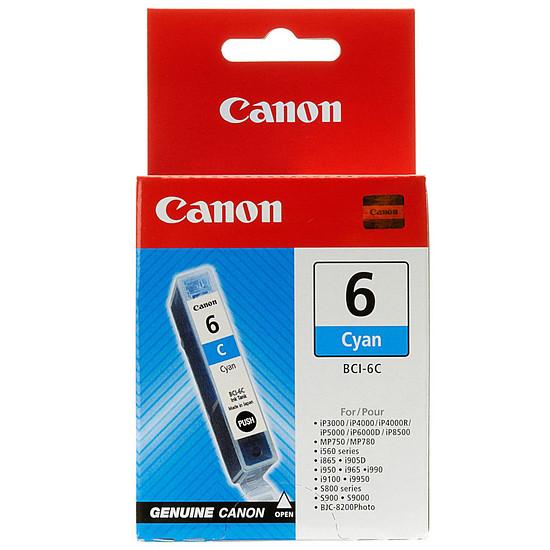 Cartouche d'encre Canon BCI-6 C