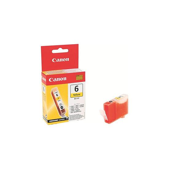 Cartouche imprimante Canon BCI-6 Y